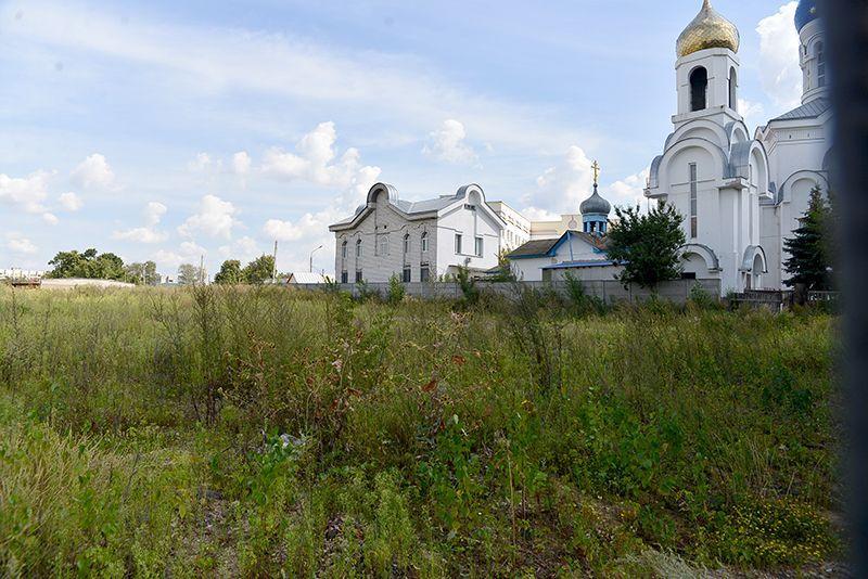 «Алми» в Советском районе: начало строительства пока не рассматривается