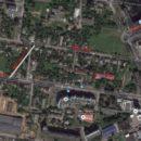 До конца года в Гомеле планируют сделать съезд с улицы Докутович на Полесскую