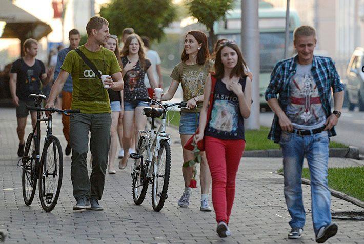 Интересы гомельских велосипедистов удовлетворят в три этапа