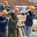 Областная детская больница в Гомеле объявлена молодежной стройкой