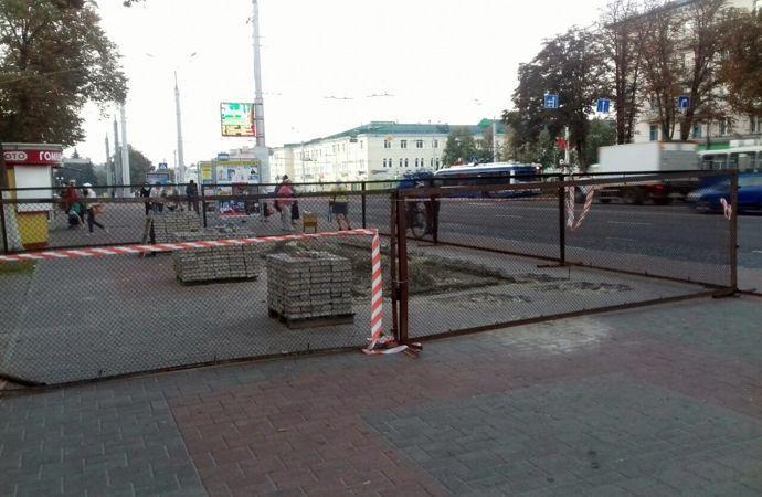 Интерактивная остановка в Гомеле будет установлена ко Дню города