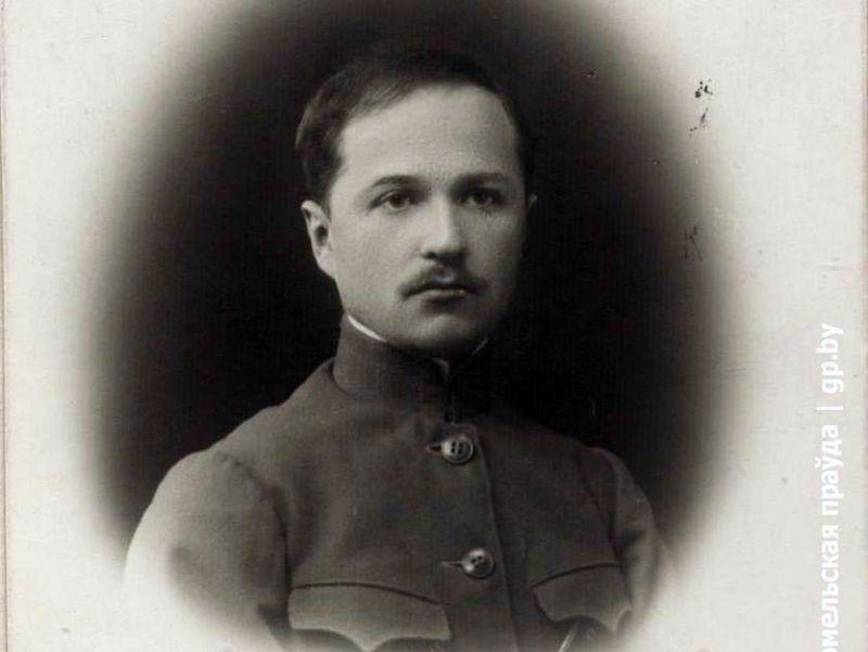 Личное дело Онисима Щекудова, автора плана Гомеля 1910 года