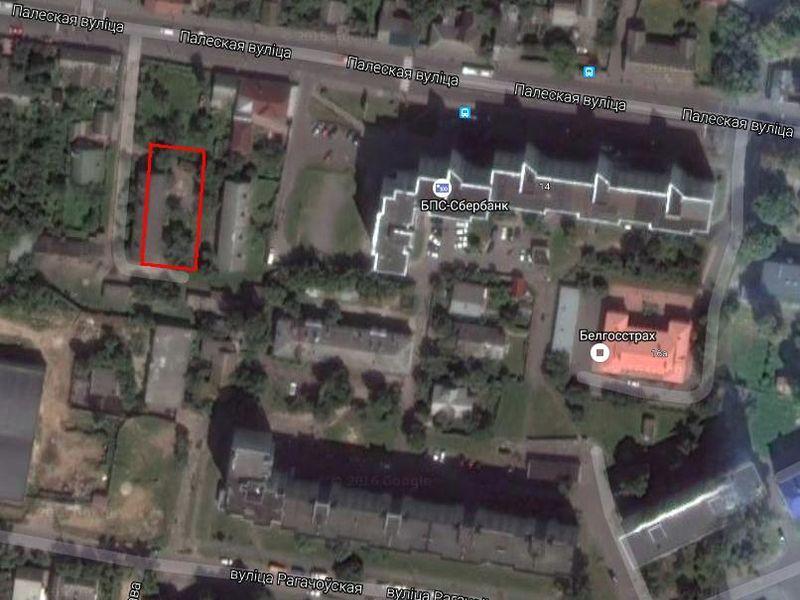 На улице Полесской в Гомеле начинают строительство шестнадцатиэтажного дома