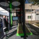 Первая в стране остановка с подзарядной станцией будет размещена в Гомеле