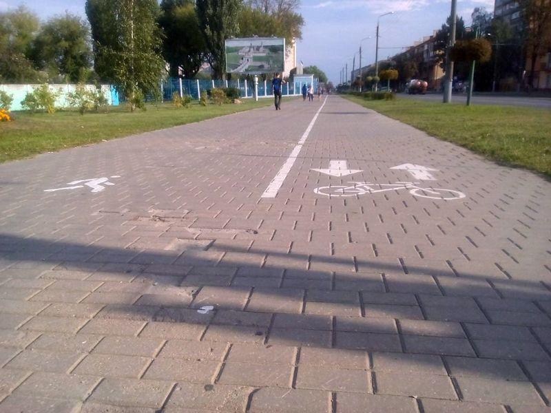 Велодорожка суровых сельмашевских велосипедистов