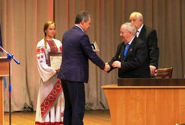 Почётному гражданину Гомеля, ректору БелГУТа – 70!
