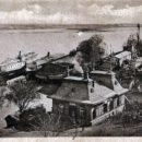 В конце Киевского спуска в первые десятилетия 20 века. Фото из архива А.Ф. Рогалёва.