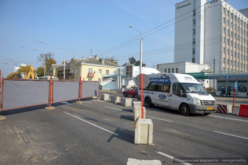Улицу Интернациональную расширят, а от автовокзала к улице Полесской появится прямой проезд