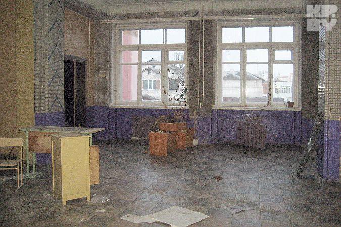 Гомельчане просят вернуть и отремонтировать ликвидированную школу