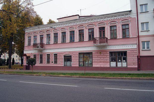 Здание 19-го века в историческом центре Гомеля выставлено на электронные торги