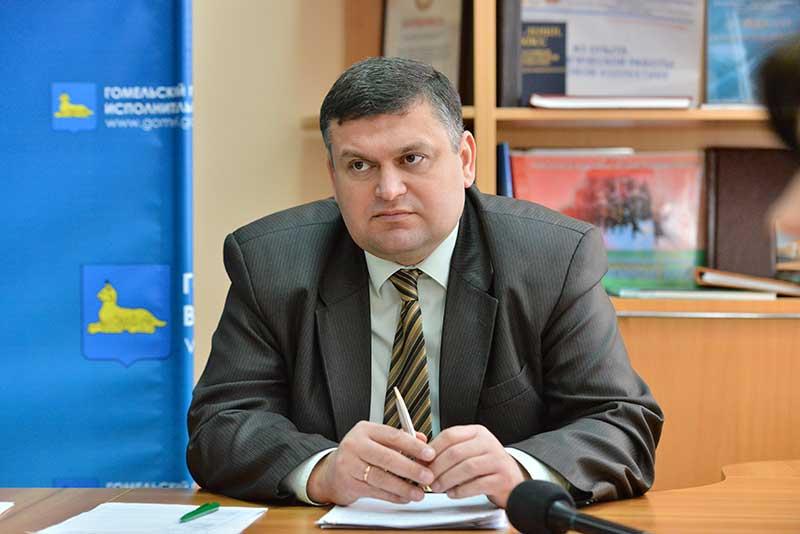 Директор УКСа Гомеля: Реконструкция центральных улиц дополняет Восточный обход