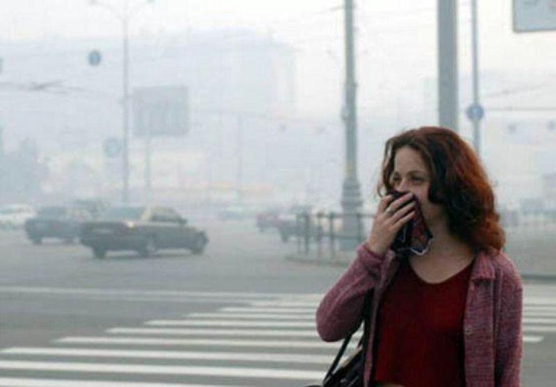 Экологи назвали самые загазованные улицы Гомеля