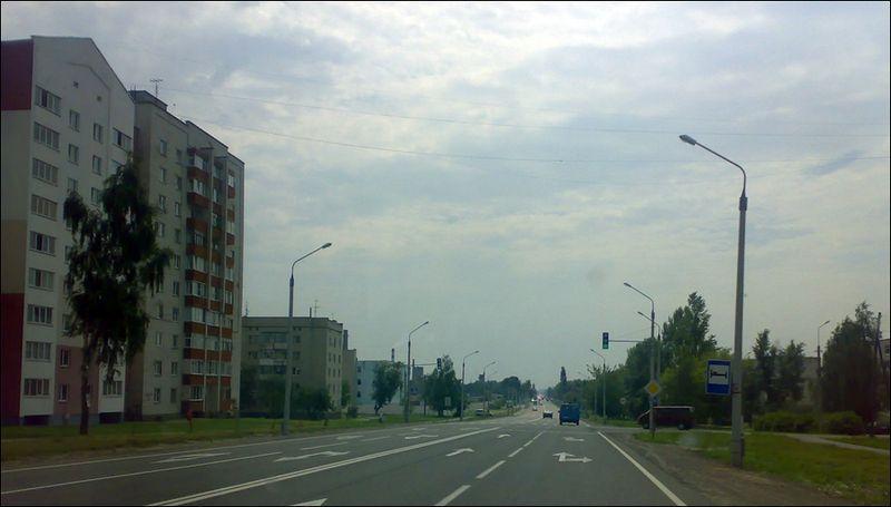 В Костюковке не будет улиц Быкова и Короткевича - против местные жители