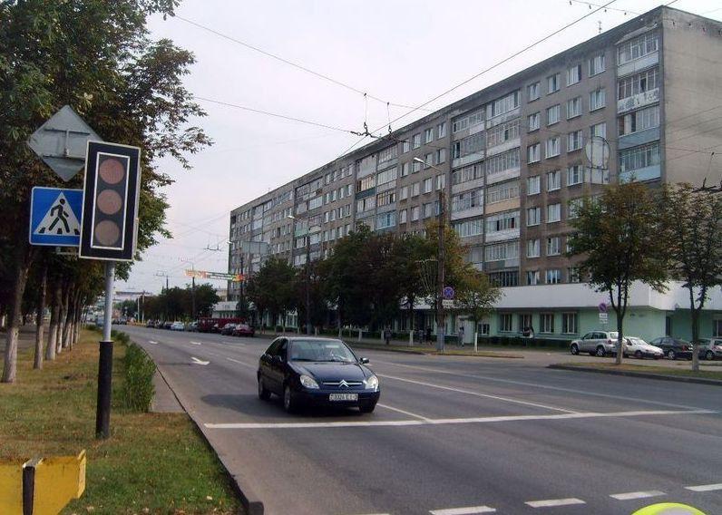 Власти Гомеля рассматривают вопрос о капитальном ремонте проспекта Космонавтов