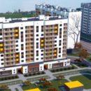 Строительство первой многоэтажки с встроенным детским садом начнется в марте в Гомеле