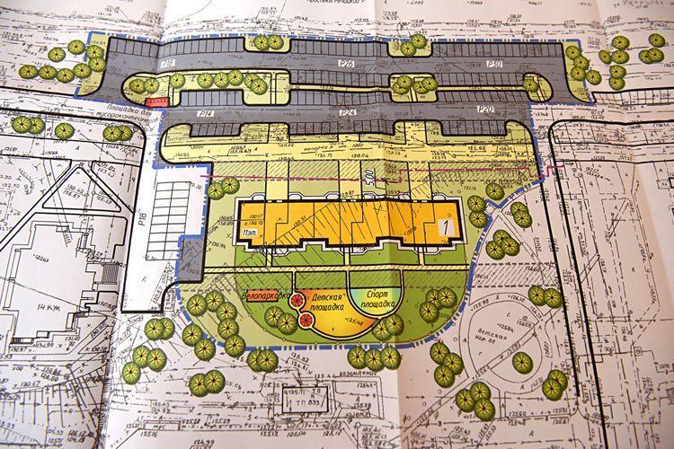 Несмотря на возражения общественности, дом на Речицком проспекте будет построен