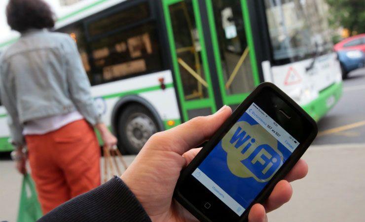 Первые городские автобусы с Wi-Fi появились в Гомеле
