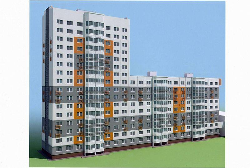 Где в Гомеле вырастут новые многоэтажки