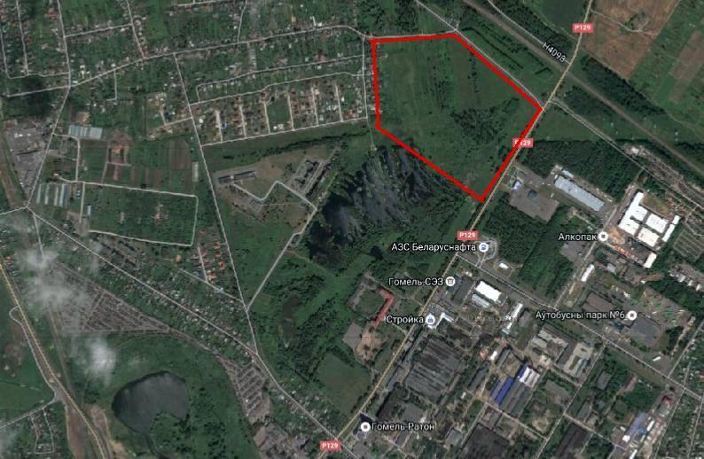 В Гомеле началось строительство нового микрорайона