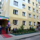 В Новобелице открылась новая детская поликлиника