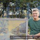 Красоту города художник Игорь Хайков видит в неприметных деталях