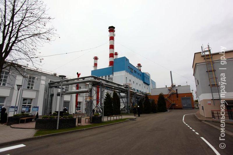 Гомельская ТЭЦ-1 открылась после реконструкции