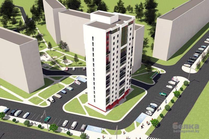 Одобрена идея строительства дома на углу проспекта Октября и Студенческого проезда