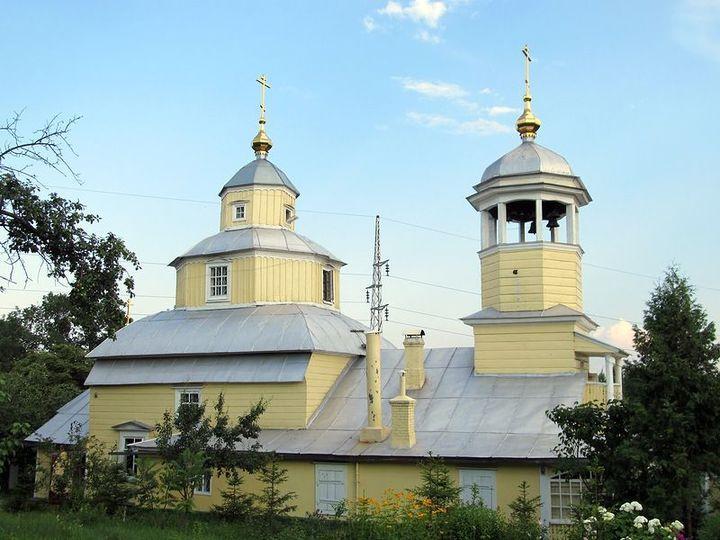 Церковь Святого Ильи (Ильинская церковь)
