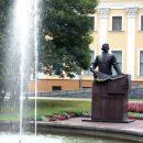 Памятник Н.П. Румянцеву