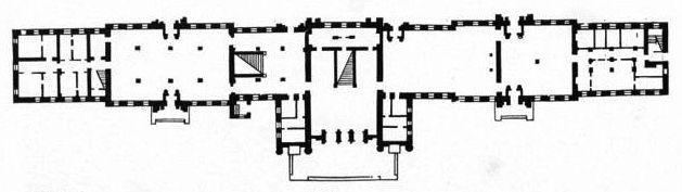 Железнодорожный вокзал. План