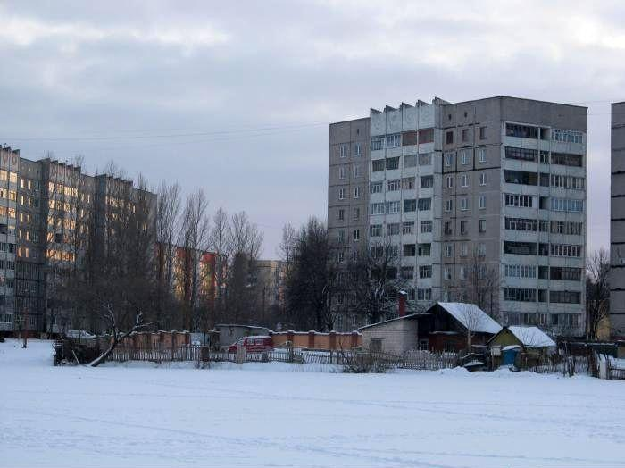 Улица Брилёвская
