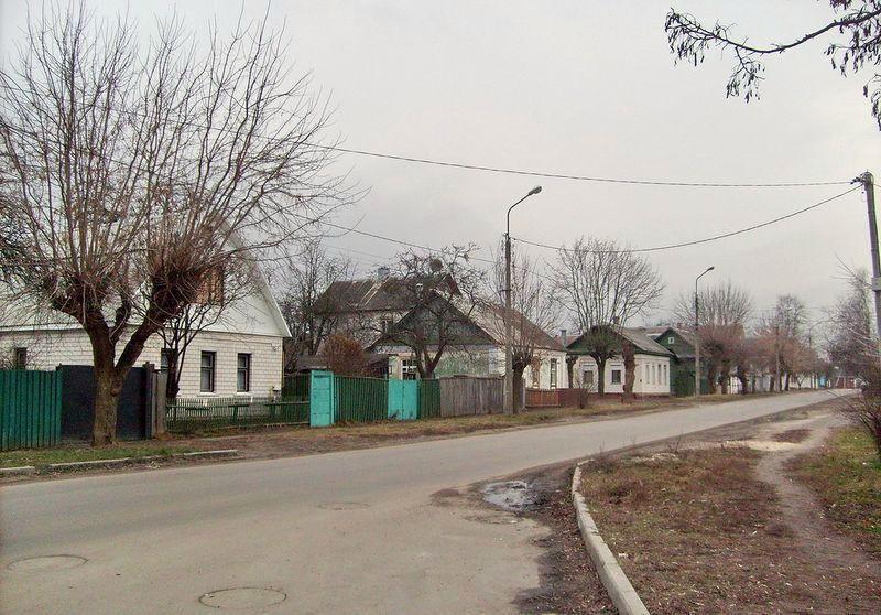 Гомельская, улица