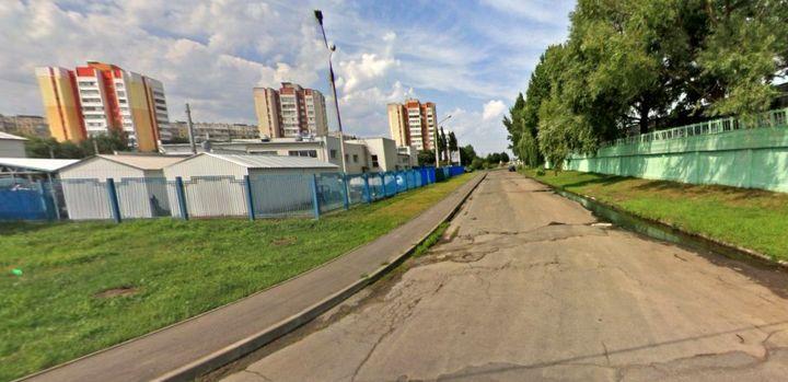 Антошкина, улица