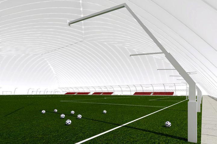В Гомеле построят футбольный манеж