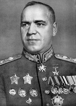 Жуков, Георгий Константинович