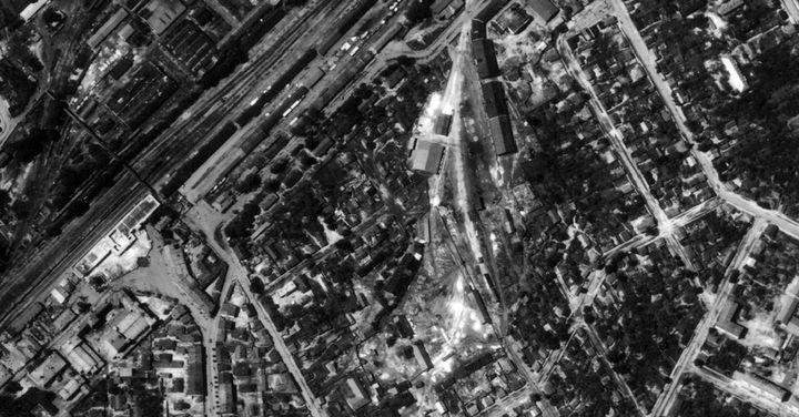 аэрофотоснимок 1941