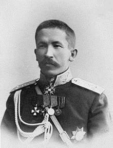 Корнилов. 1916 год. 1916 год. Фото с сайта wikipedia.org