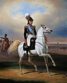 Генерал-фельдмаршал И. Ф. Паскевич