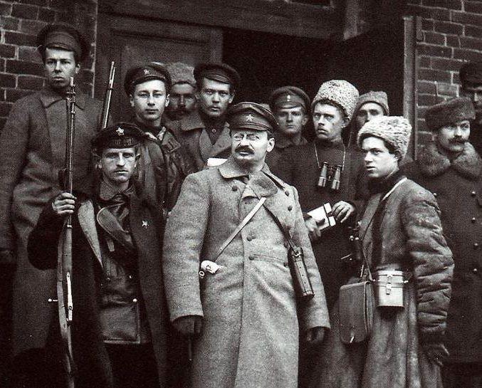 Как Лев Троцкий спасал Гомель