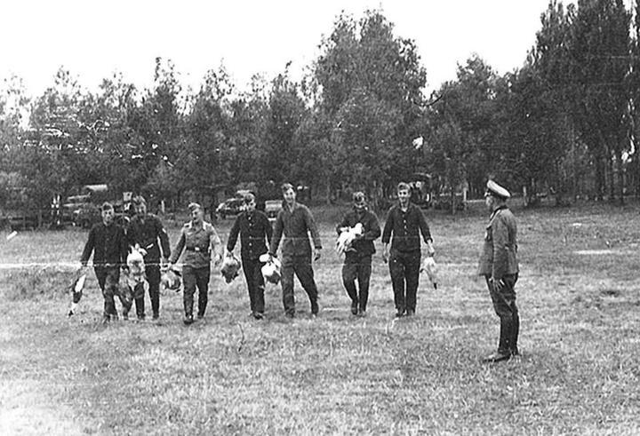 Немцы в Гомеле