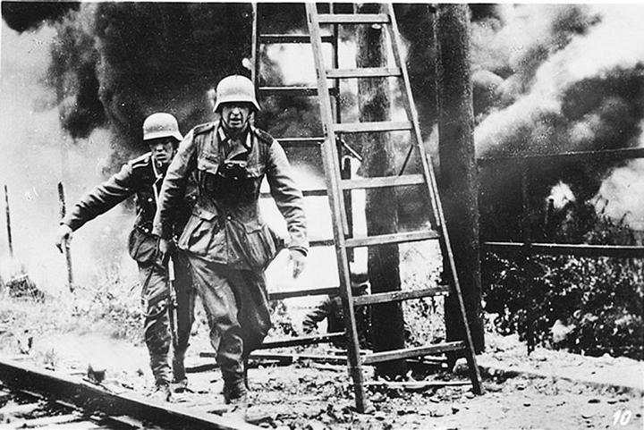 Жизнь гомельчан во время нацистской оккупации