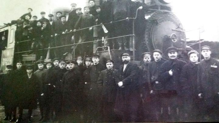 Факты из истории Гомельского вагоностроительного завода