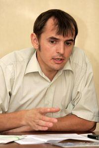 Евгений Маликов преподаватель БелГУТа, историк, кандидат искусствоведения