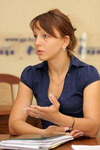 Татьяна Усенок главный архитектор города