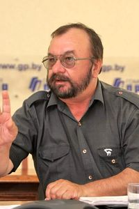 Леонид Мельников главный художник города