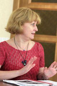 Татьяна Литвинова заведующая художественным отделом музея