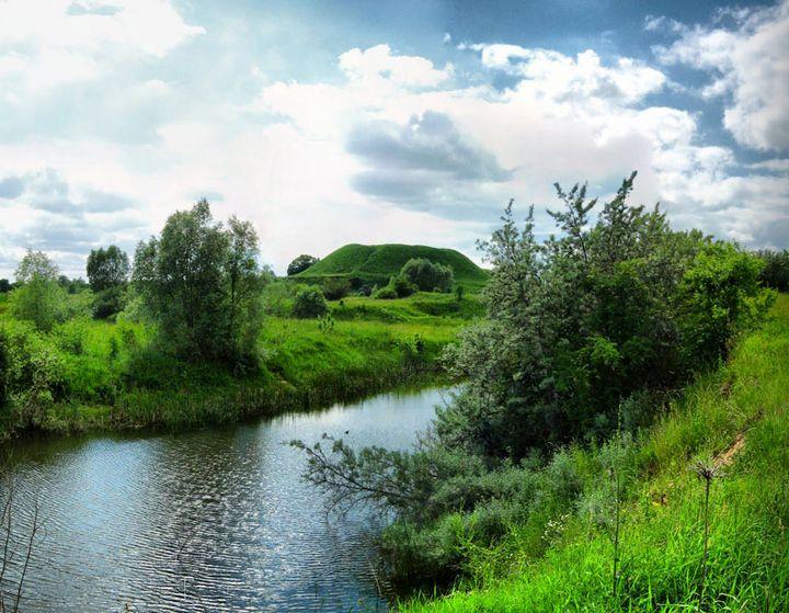 Шведская гора в Волковыске. Фото: makutello.