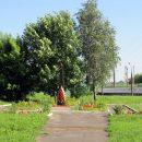 Братская могила советских военнопленных и мирных жителей