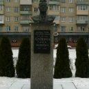 Памятник П. Я. Головачёву