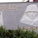 Памятник погибшим рабочим вагоноремонтного завода